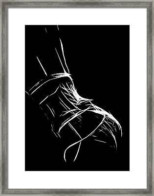 Lingerie Framed Print by Steve K