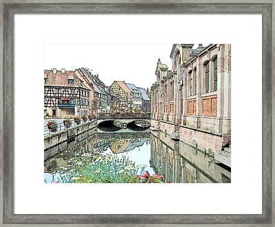 Little Venice Colmar France Framed Print by Joseph Hendrix