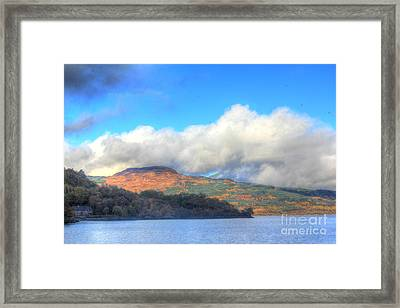 Loch Lomond Framed Print by David Grant