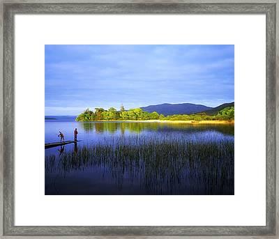 Lough Gill, Co Sligo, Ireland Framed Print