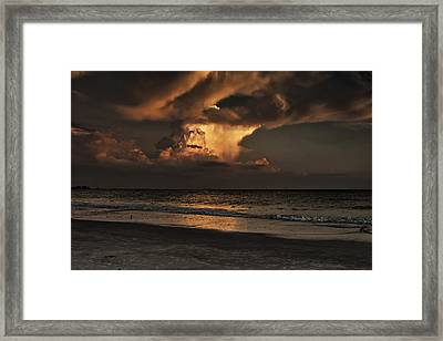 Madeira Beach Framed Print