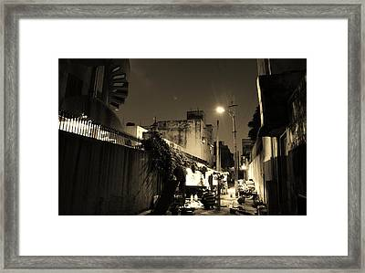 Making A Living Framed Print by Sumit Mehndiratta