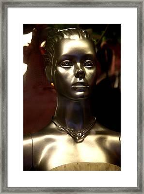 Maria Framed Print by Jez C Self
