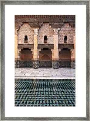 Marrakesh, Morocco Framed Print by Axiom Photographic
