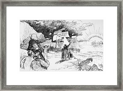 Marxism, C1891 Framed Print by Granger