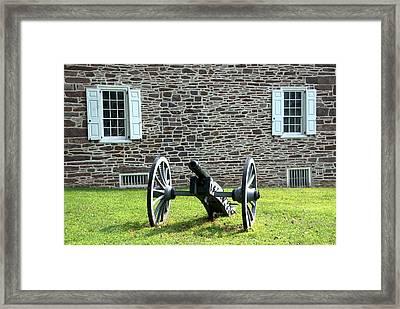 Mckonkey's Ferry Framed Print