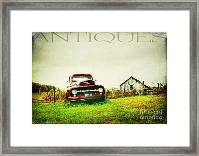 Memories Framed Print