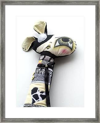 Merlin Framed Print by Oddball Art Co by Lizzy Love