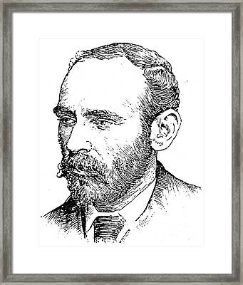 Michael Davitt (1846-1906) Framed Print