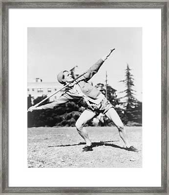 Mildred Babe Didrikson, 1911-1956 Framed Print by Everett