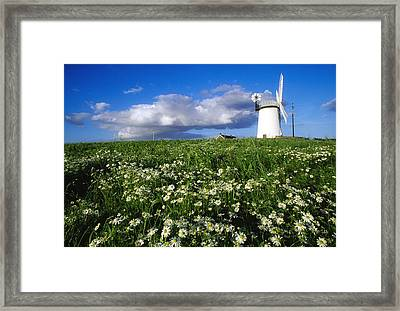 Millisle, County Down, Ireland Framed Print by Richard Cummins