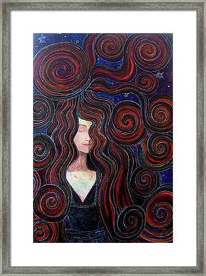 Mother Night Framed Print