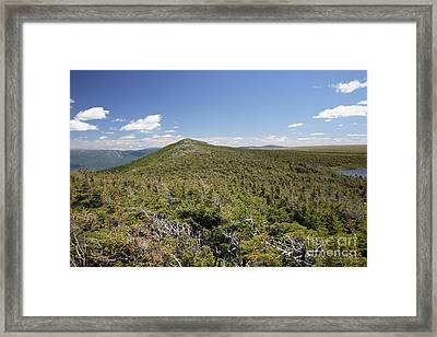 Mt. Albert, Quebec Framed Print by Ted Kinsman