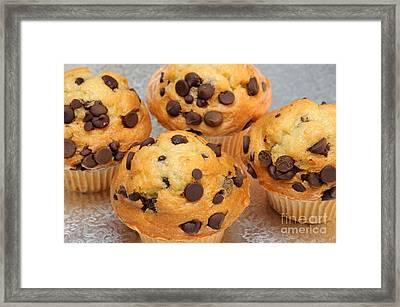 Muffin Tops 1 Framed Print by Andee Design
