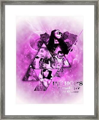 Music Framed Print by Andre Samuels