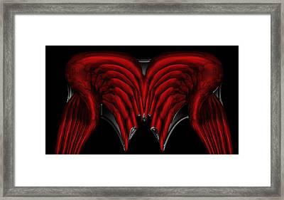 Nanocyte Framed Print by Christopher Gaston