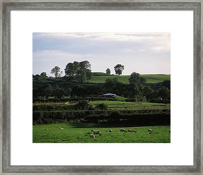 Navan Fort, Co. Armagh, Ireland Framed Print by The Irish Image Collection