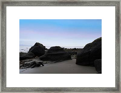 Neah Bay Framed Print by Christy Leigh