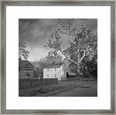 New Harmony Framed Print by Michael Avory