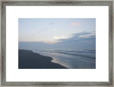 New Morning Framed Print by Bill Cannon