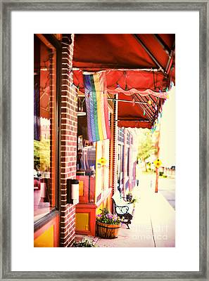 Northampton Ma Framed Print