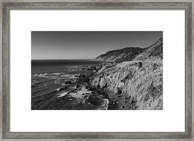 Northern California Coast Framed Print by Twenty Two North Photography