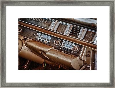 Oldsmobile Framed Print by Richard Steinberger