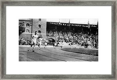 Olympic Games, 1912 Framed Print by Granger