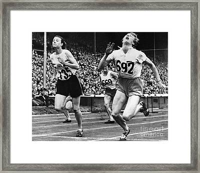 Olympic Games, 1948 Framed Print by Granger