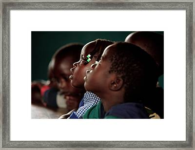 Orphanage School Framed Print by Mauro Fermariello