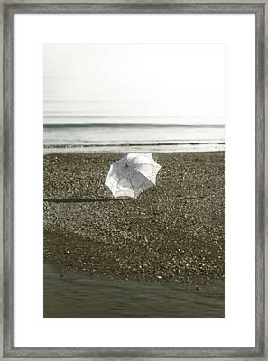 Parasol Framed Print by Joana Kruse