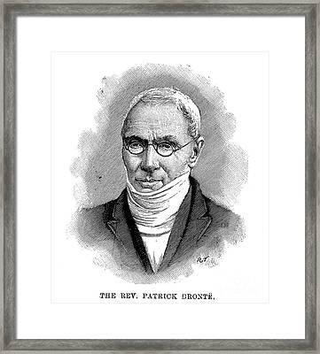 Patrick Bront� (1777-1861) Framed Print by Granger