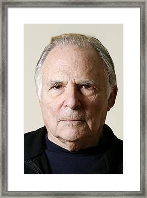 Paul Ekman, American Psychologist Framed Print