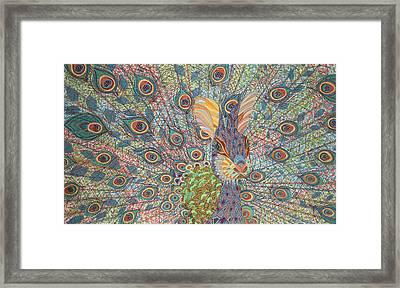 Peabit  Framed Print by Erika Pochybova