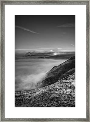Peak District Sunrise Framed Print by Andy Astbury