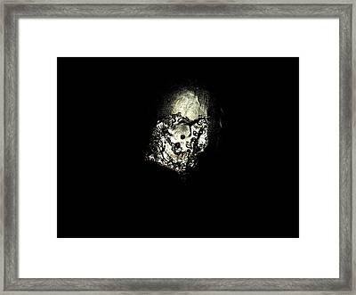 1 Peice Framed Print by Robert Cunningham