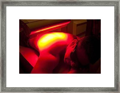 Photodynamic Therapy Framed Print