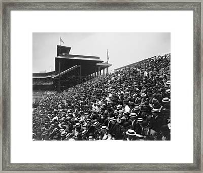 Pittsburgh: Forbes Field Framed Print by Granger