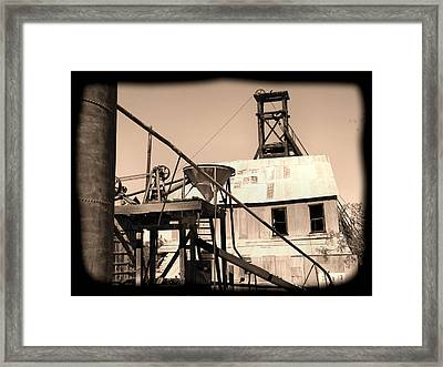 Played Out Framed Print by Cindy Nunn