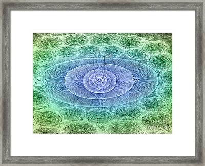 Plurality Of Worlds, Leonhard Euler Framed Print by Science Source