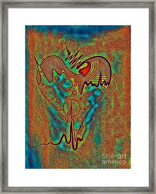 pri Framed Print by Jose Vasquez