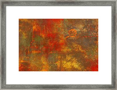 Price Of Freedom Framed Print by Christopher Gaston