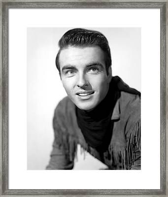 Red River, Montgomery Clift, 1948 Framed Print by Everett