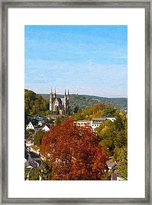 Remagen Framed Print