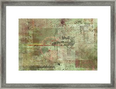 Return To Earth Framed Print by Christopher Gaston