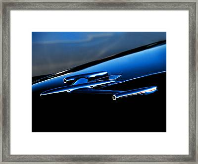 Rocketman Framed Print by Douglas Pittman