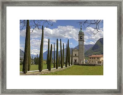 Sant'abbondio Framed Print by Joana Kruse