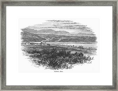Scotland: Culloden Moor Framed Print by Granger