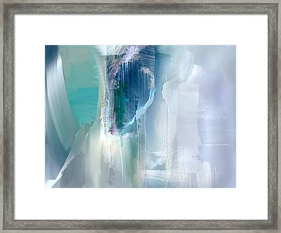 Sea Odyssey Framed Print