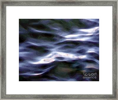 Serenity Framed Print by Dale   Ford